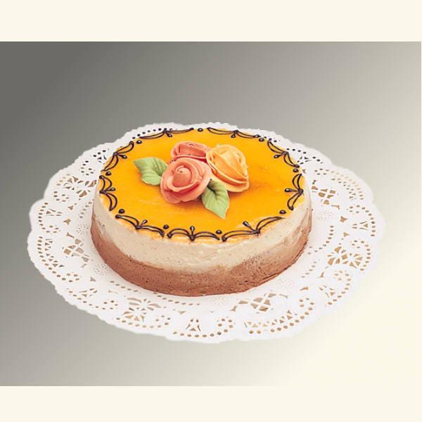 Tarta de nata y trufa